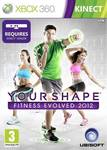 Your Shape Fitness Evolved 2012 XBOX 360