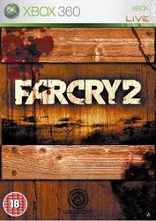 Far Cry 2 (Collector's Edition) XBOX 360