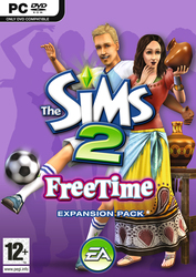 The Sims 2 FreeTime PC