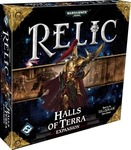 Fantasy Flight Relic Halls of Terra Expansion