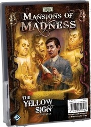 Fantasy Flight Mansions of Madness: The Yellow Sign Expansion