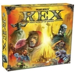 Fantasy Flight Twilight Imperium Rex: Final Days of An Empire