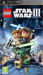 LEGO Star Wars III The Clone Wars PSP