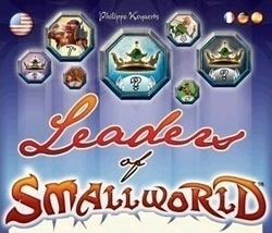 Days of Wonder Small World: Leaders Expansion