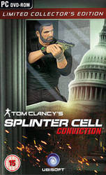 Tom Clancy's Splinter Cell: Conviction (Limited Edition) PC