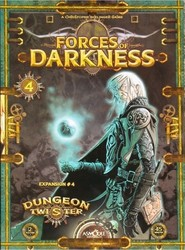 Asmodee Dungeon Twister: Forces of Darkness Expansion
