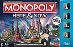 Hasbro Monopoly: Here & Now