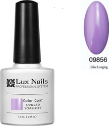 Lux Nails Color Lilac Longing 9856