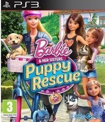 Barbie Her Sisters Puppy Rescue PS3