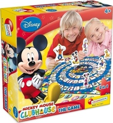 Lisciani Giochi Mickey Clubhouse The Game