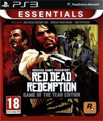 Red Dead Redemption (Game of the Year) (Essentials) PS3