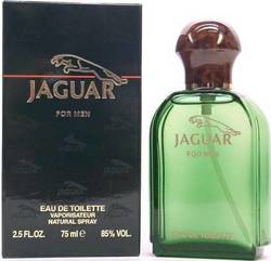 Jaguar For Men Eau de Toilette 75ml