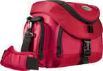 Mantona Premium Camera Bag (Red/Black)