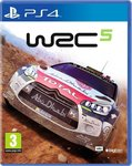 WRC 5 FIA World Rally Championship PS4