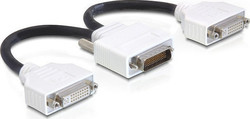 Molex DMS-59 male - 2 x DVI-I female (DMS59)