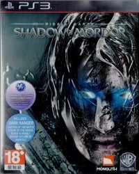 Middle-earth Shadow of Mordor (Steelbook Edition) PS3