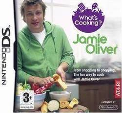 What's Cooking with Jamie Oliver DS