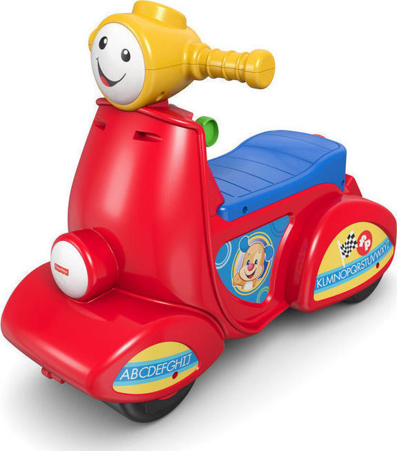 a9a78dd920c Fisher Price Laugh & Learn Smart Stages Scooter