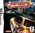 Need for Speed Carbon Own the City DS