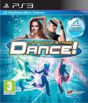 Dance! It's Your Stage PS3