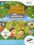 Animal Crossing Let's Go to the City (w/Wii Speak) Wii