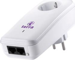 Terra Wortmann AG TERRA Powerline 500 WLAN Pro
