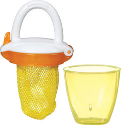 Munchkin Deluxe Fresh Food Feeder Yellow, 6m+