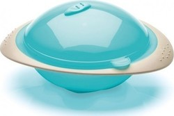 Thermobaby Microwave Bowl με Καπάκι Σιέλ