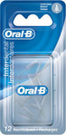 Oral-B Interdental Refill (κωνικό) 3-6.5mm 12τμχ