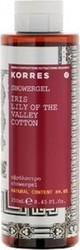 Korres Showergel Iris / Lily Of The Valley Cotton 250ml