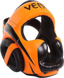 BOXING ΚΑΣΚΑ VENUM ELITE HEADGEAR - ORANGE