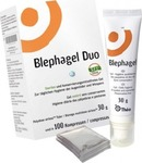 Thea Synapsis Blephagel Duo 30gr + 100 compresses