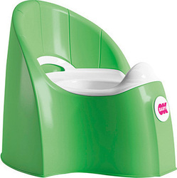 OK Baby Pasha A Futuristic Potty Green