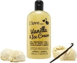 I Love Cosmetics Vanilla & Ice Cream Bubble Bath 500ml