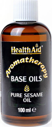 Health Aid Aromatherapy Base Sesame Oil 100ml