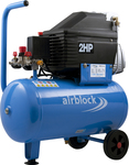 Airblock Work 2hp/24lt (060-095-0240)
