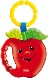 Fisher Price Apple Teether 3m+ 1τμχ