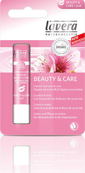 Lavera Beauty & Care Lip Balm Stick Rose