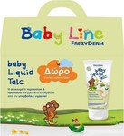 Frezyderm Baby Liquid Talc 150ml & Δώρο Επιπλέον 80ml