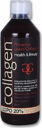 Total Health Solutions Collagen Pro-active Liquid 600ml Φράουλα