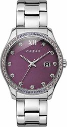 Vogue Glam Crystals Stainless Steel Bracelet 81018.3