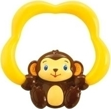 Bright Starts Soothing Safari Teether 3m+ 1τμχ