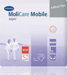 Hartmann MoliCare Mobile Super Large 14τμχ