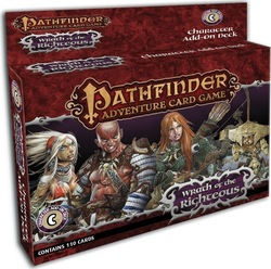 Paizo Pathfinder Wrath of the Righteous: Character Add-On Deck