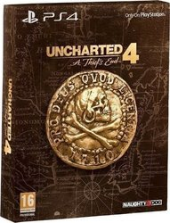 Uncharted 4 A Thief's End (Special Edition) PS4