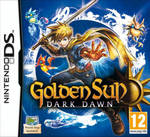 Golden Sun Dark Dawn DS
