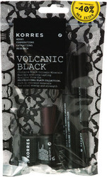 Korres Set Volcanic Black Professional Black Collection