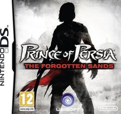 Prince of Persia The Forgotten Sands DS