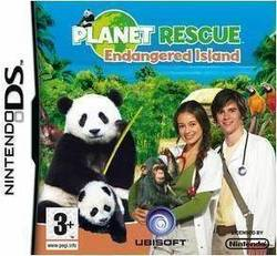 Planet Rescue Endangered Island DS