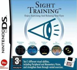 Sight Training Enjoy Exercising and Relaxing Your Eyes DS